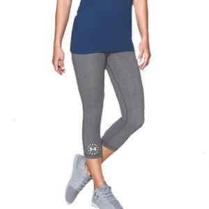 NWT Under Armour Women's Freedom Tactical Capri